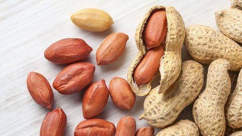 Light And Crispy Peanuts