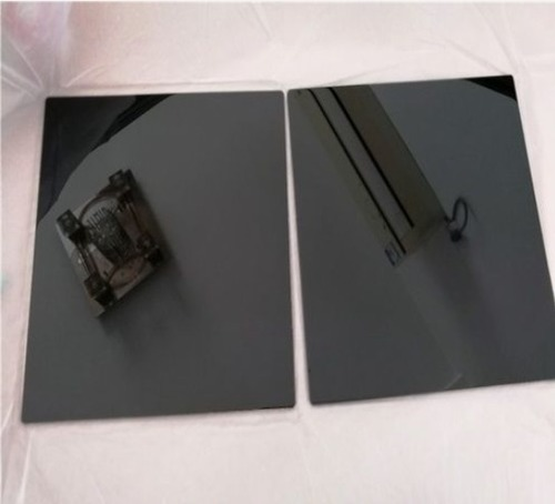 Durable Black Ultraviolet Glass