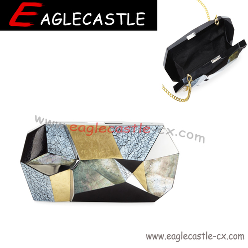 Fashion Lady Clutch Bag (CX19494)