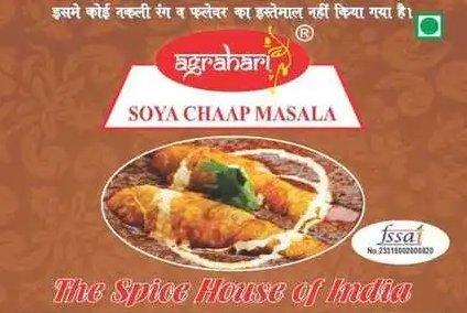 Natural Taste Soya Chaap Masala/Spice