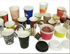 Disposable Paper Drinking Cup