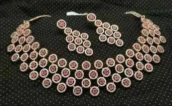Precious Diamond Necklace