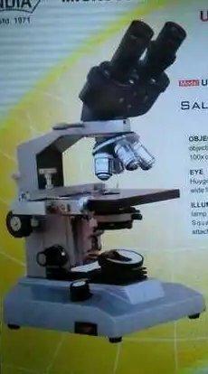 Contemporary Styling Binoculars Microscope