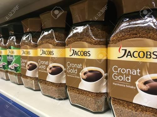 Jacobs Cronat Gold Coffee 200g/500g