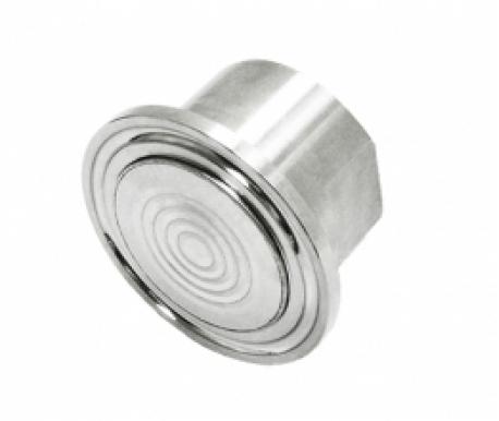 Sanitary Diaphragm Seals Clamp For Pressure Gauge