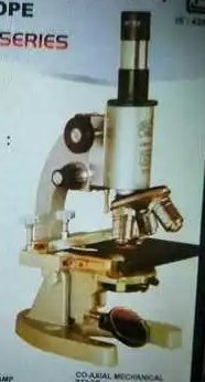 Student Microscope with UV Protective