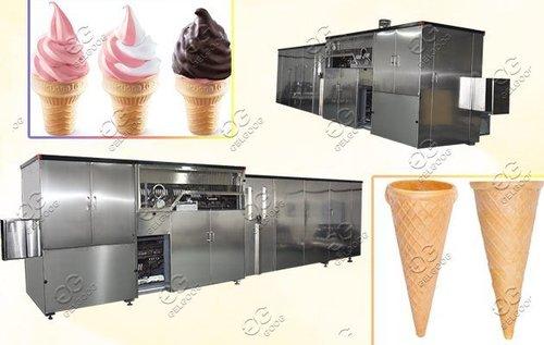 Ice Cream Cones Making Machine
