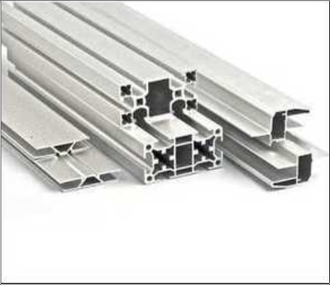 Optimum Strength Aluminium Extrusion Section