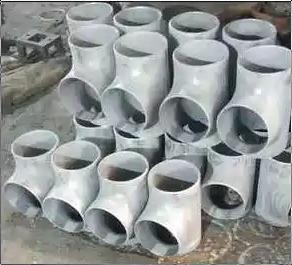 Stainless Steel Tee Pipe