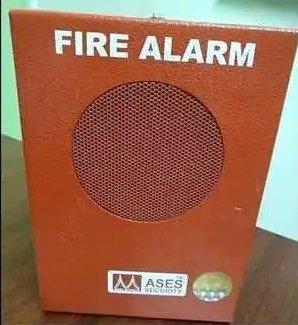 Heat Resistant Fire Alarm