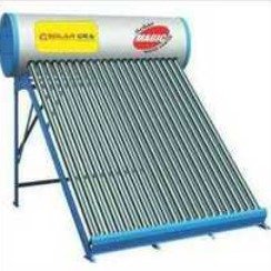 Freestanding Solar Water Heater, Capacity: 200 lpd