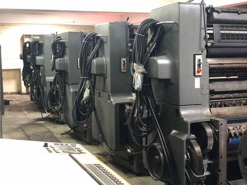 Heidelberg 72+F+L Used Offset Printing Machine