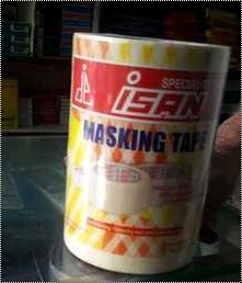 Self Adhesive Crepe Masking Tape