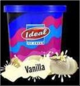 Vanilla Flavour Ice Cream