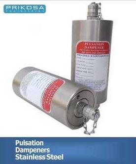 Stainless Steel Bladder Type Pulsation Dampener