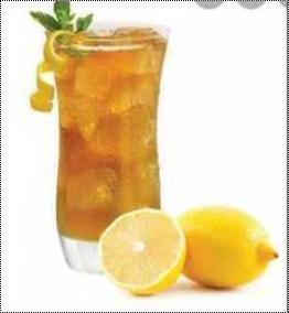 Easy To Digest Lemon Ice Tea