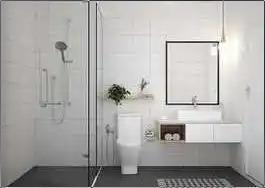 Bathroom Interiors Designing Service