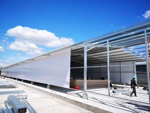 Pre Fabricated Com Layer House