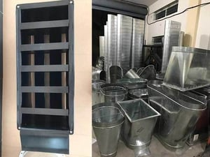 Heating Ventilation And Air Conditioning Ducts