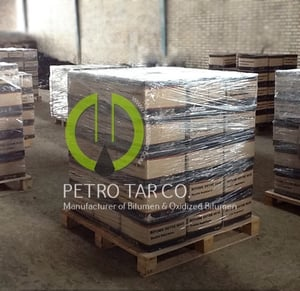OXIDIZED BITUMEN 90/40 (Pure and without Gilsonite)