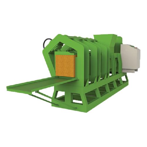 5 Kg Coir Pith Block Making Machine