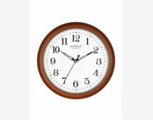 Round Analog Wall Clock