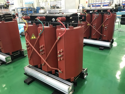 Industrial Dry Type Transformers