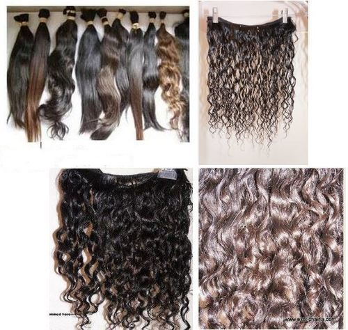 100% Natural Human Hair