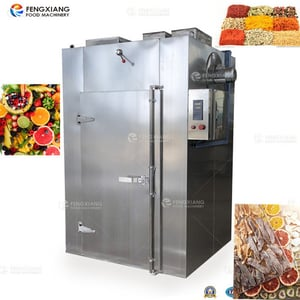 CT-C-I Hot Air Circulation Heating Food Drying Oven Fruit Vegetable Drying Machine
