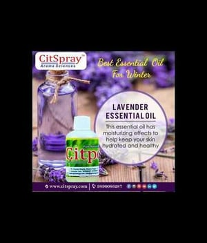 Natural Cosmetic Essential Oil