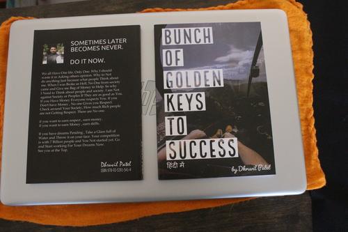 Bunch Of Golden Keys To Success Book