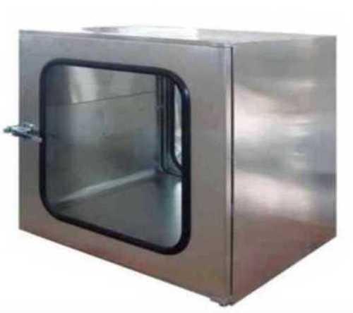 Square Shape Pass Box