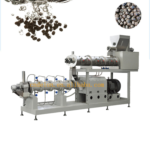Floating Fish Feed Making Extruder Machine
