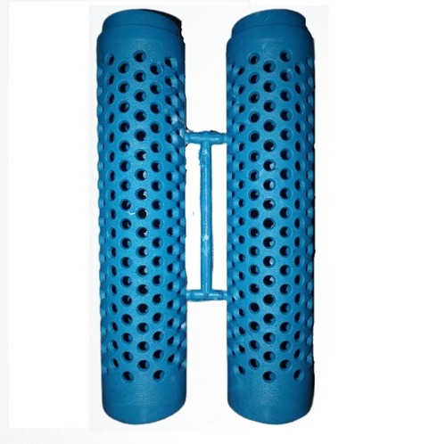 Plastic Perforated Dyeing Tube (57*280 / 57*285 mm)