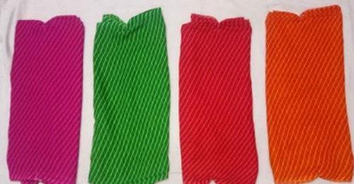 Ladies Printed Lazer Sarees With Blouse