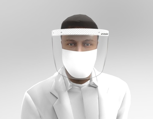Surgical Isolation Face Shield