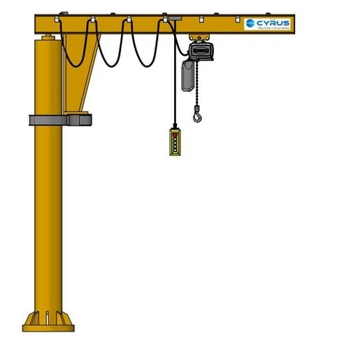 Manual Jib Crane