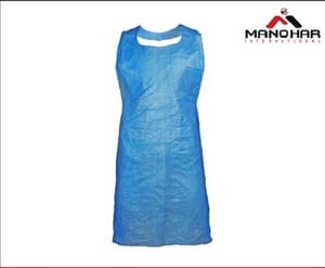 HDPE LDPE and PP Disposable Plastic Apron