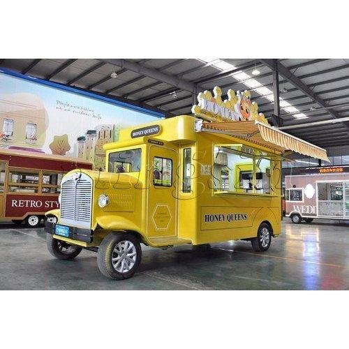 Non Ac Catering Food Van