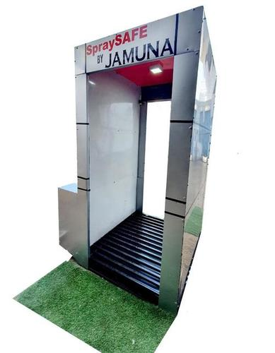 Sanitizing Tunnel And Booths