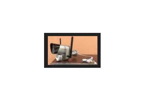 Wifi Thermal Ip Camera