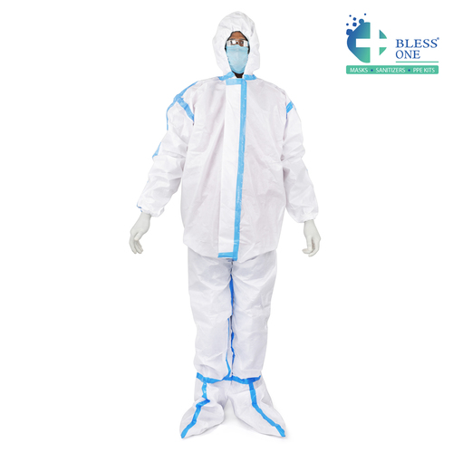 Personal Protective Body Suit Gender: Unisex