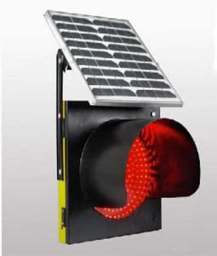 Long Life Solar Signal Light