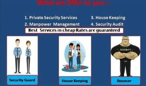 Security Guard Agency Service