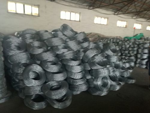 Electroplated Galvanized Iron Wire