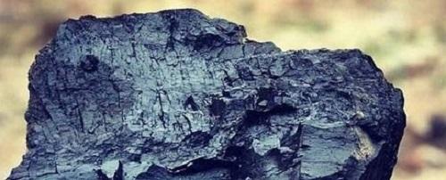 Black Colored Natural Bitumen