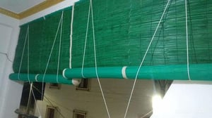 Designer Bamboo Curtains For Balcony