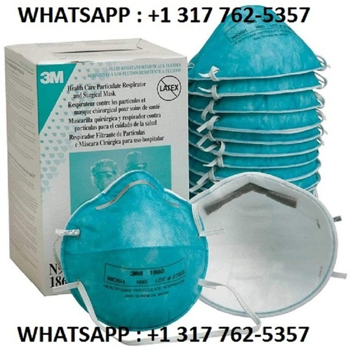 3M 8210 N95 Face Mask Application: Clinic