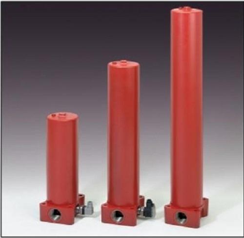 Red High Pressure Filters Series Hf4p