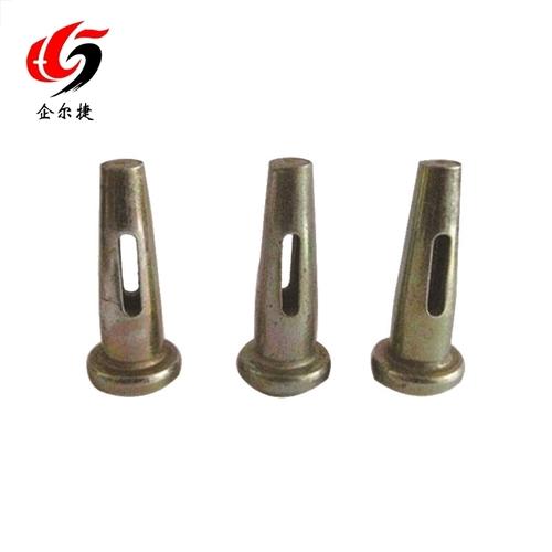 Metal Body Stub Pin And Wedge
